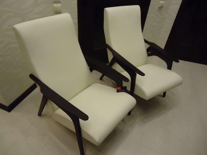 Обтянуть кресло своими руками