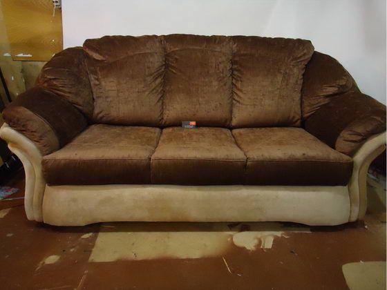 Перетяжка мебели свао