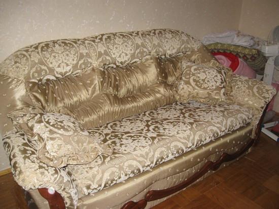 Обивка мягкой мебели фото