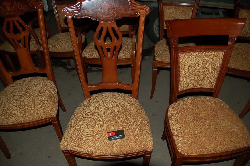 Обить стул своими руками