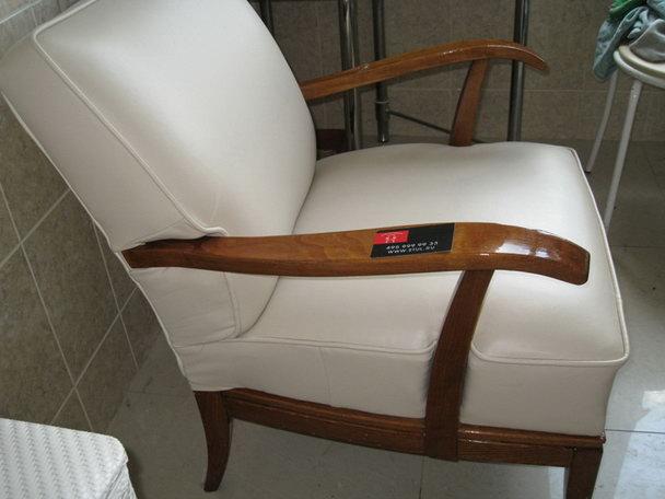 Обтянуть старые кресла своими руками