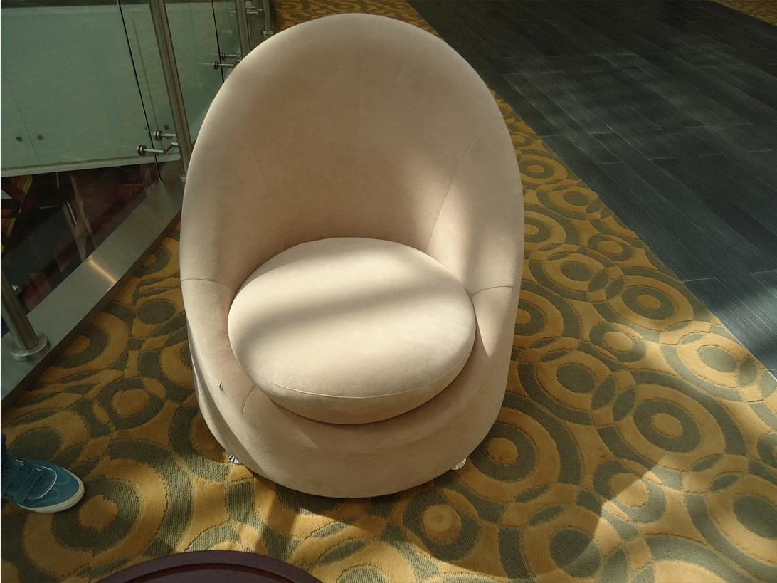 Из чего можно сделать кресло своими руками 47