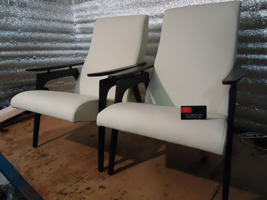Как обшить стулья в домашних условиях