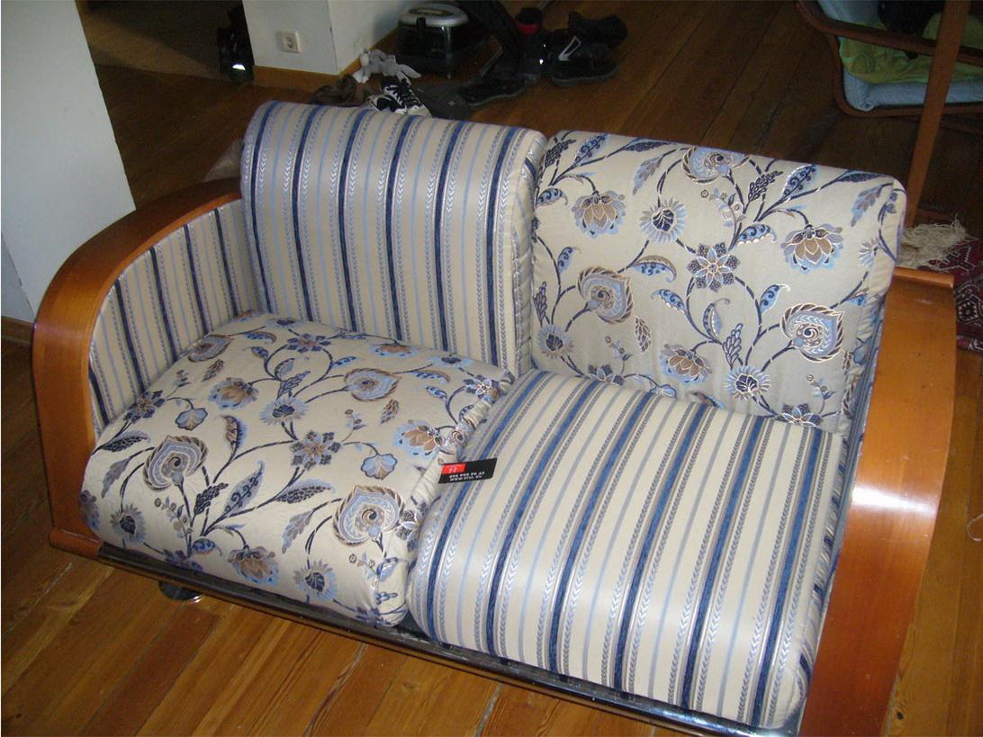 Перетяжка дивана своими руками пошагово: инструменты 15