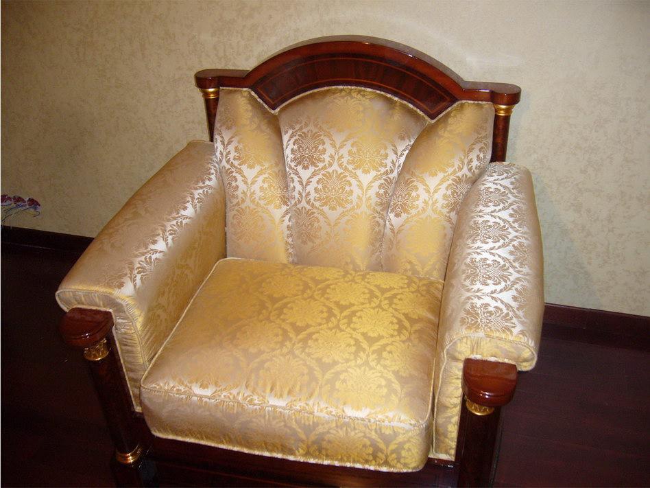 Как обновить мягкое кресло