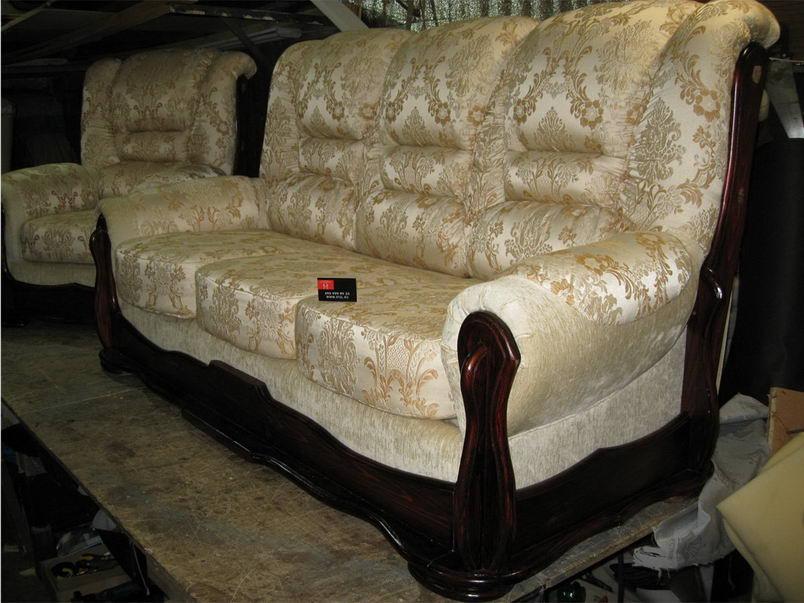 Обшивка диванов своими руками