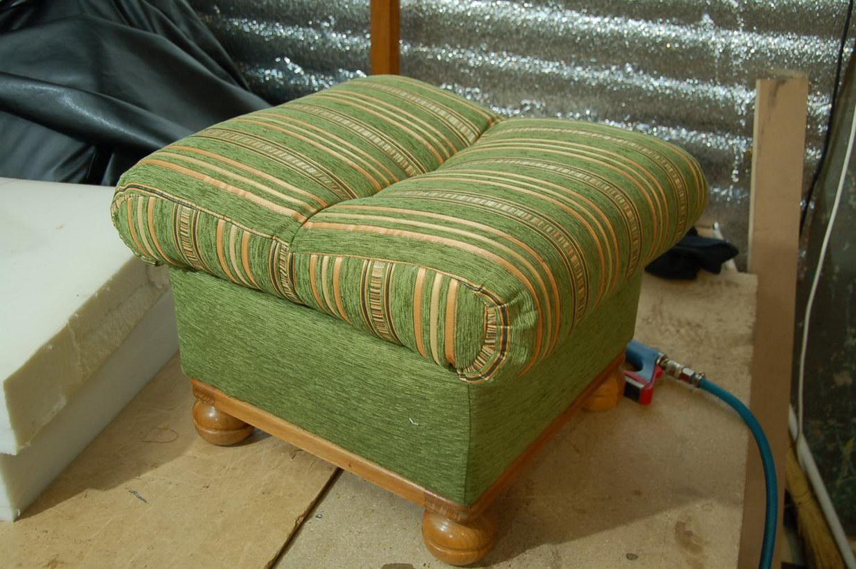 Кресло мешок своими руками, мастер класс, детальное 8